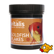 Vitalis Aquatic Nutrition Goldfish Flakes Coldwater Range 30g